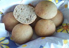 Bułki pszenne na zakwasie żytnim - DoradcaSmaku - ten przepis cieszy się popularnością, sprawdź. Bread, Brot, Baking, Breads, Buns