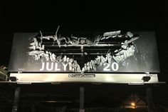 New Billboard Spotted for The Dark Knight Rises