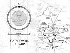 Urban Exploration in the Paris Catacombs 1