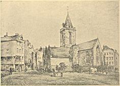 The Paris Church, St Peter Port, Guernsey Guernsey, Revolution, Saints, Paris, Painting, Montmartre Paris, Painting Art, Paint, Draw