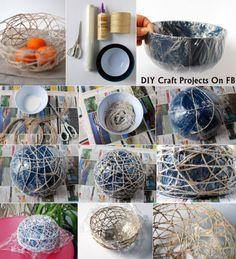 String bowl