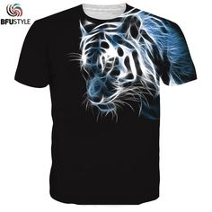 mens tattoos T-shirt Men Women 3D Animal Print Tshirt 2017 Short Sleeve Summer Tops Tees Casual Brand Men's Clothing Hipster Male T Shirts -*- AliExpress Affiliate's buyable pin. Click the image for detailed description on www.aliexpress.com