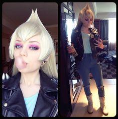 Vidalia cosplay!