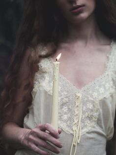 The Flame She Kept for Company  by Queen-Kitty on deviantART #romance #renaissance #flame