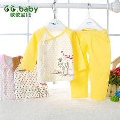 Find More Clothing Sets Information about New Arrival 2015 Newborn Baby Clothing Spring Autumn Sets High Quality 100% Cotton for Bebe Girl Bebe Boy Suits Hot Sale,High Quality suit halloween,China clothing yoga Suppliers, Cheap suit brand from GG. Baby Flagship Store on Aliexpress.com