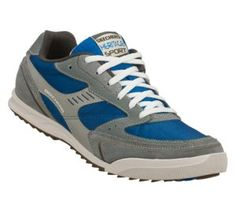 Men's Skechers Ascoli - Thrive - Blue Gray