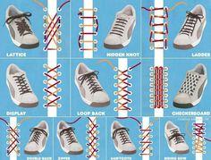Allacciare le scarpe! Like!