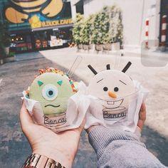 Bonca Cookie Ice Cream