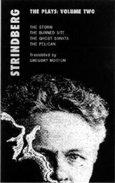 Strindberg: The Plays v. 1 by August Strindberg