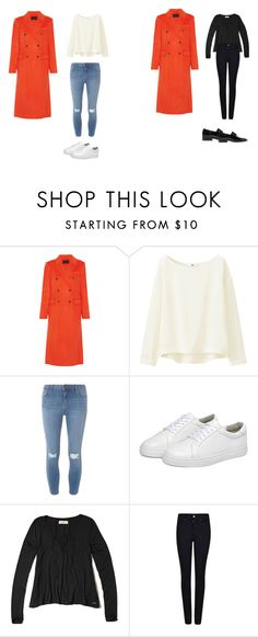 """Untitled #26"" by explorer-14499351471 on Polyvore featuring J.Crew, Uniqlo, Dorothy Perkins, Hollister Co., Armani Jeans and Lanvin"