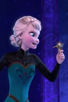 I'm never going back, the past is in the past!!!! Let it Go! Let it Go! Can't hold it back anymore! Omg I love Frozen!