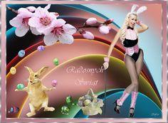 Wielkanoc: Animowane kartki wielkanocne z życzeniami Tinkerbell, Easter, Disney Princess, Disney Characters, Tinker Bell, Disney Princesses, Disney Princes