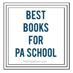 Questions about PA school?