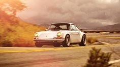 Top Gear drives the mighty Singer 911 - BBC Top Gear