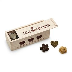 Look what I found at UncommonGoods: tea drop sampler... for $12 #uncommongoods