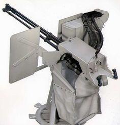 GECAL 50 / GAU-19/A and GAU-19/B heavy machine gun (USA)