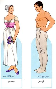 Мода империи (Tom Tierney)*** Paper dolls for Pinterest friends, 1500 free paper dolls at Arielle Gabriel's International Paper Doll Society, writer The Goddess of Mercy & The Dept of Miracles, publisher QuanYin5