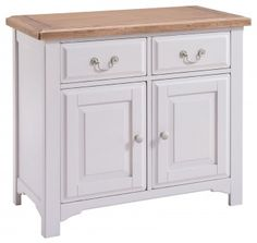 Painted Small Sideboard