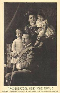 Großherzog Ernst Ludwig von HEssen-Darmstadt mit seiner Familie, GRand Duke of Hesse with his family | Flickr - Photo Sharing!
