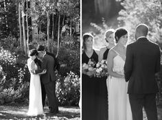 Utah Wedding in Park City, UT - Film Photography - Images by Jacque Lynn…