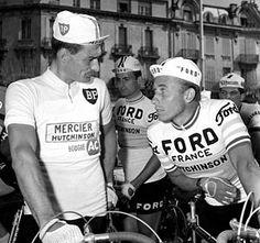 Légende - Paris-Nice : Anquetil - Poulidor, le duel - Cyclism'Actu
