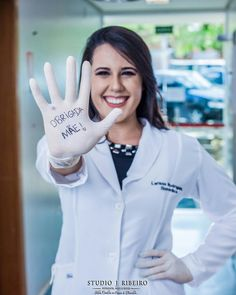 """Kristi - with the office phone number written on the glove . Caption - call or text to sch your dental cleaning . Or """" accepting new patients """" CAA Graduation Picture Poses, College Graduation Pictures, Nursing School Graduation, Graduation Photoshoot, Dental Photos, Dental Images, Medical Photos, Dental Photography, Graduation Photography"""