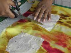 ▶ Cutting Slippery Fabrics - YouTube