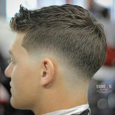 Low mantinence hairstyle