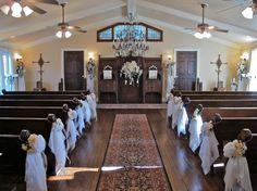 Wyldewood Wedding Chapel in Denison, TX