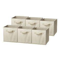 GGI International Cube Storage Bin