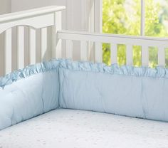 Star Crib Fitted Sheet #pbkids