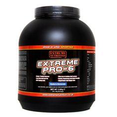 Extreme Pro-6 Blueberry Cheesecake 2kg