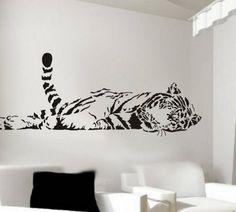 tigres en paredes - Buscar con Google