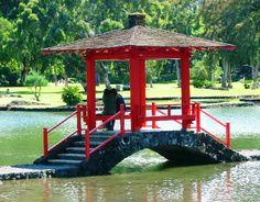 L. Garden Japanese Gazebo - Picture of Hilo, Island of Hawaii ...