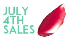 4th of July Sales in Green Beauty! ‹ The Green Product Junkie