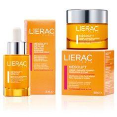 El Espejo de la BELLEZA: Mesolift Serum de LIERAC, vitaminas para tu rostro...