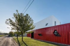ARGENTINA CONTAINER HOUSE