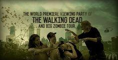 "Scoutmob, Atlanta Movie Tours & Graveyard Tavern Present: ""The Walking Dead"" Premiere Party"