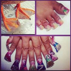 1000 images about funny on pinterest funny pictures for Acrylic toe nails salon