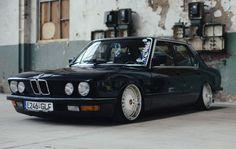 BMW E28   Classic BMW's   Classic Bimmers   Classic Cars   Car   BMW   Bimmer   Dream Car   Collectable Cars   Car Photography   Drive   Sheer Driving Pleasure   Schomp BMW