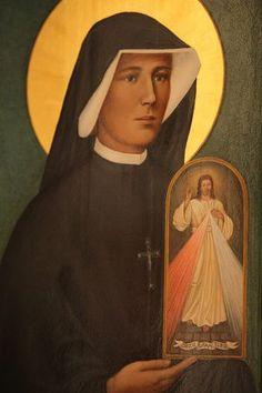 Santa Faustina Kowalska, Virgem, Apóstola da Misericórdia