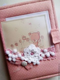 Блокнот для девочки - розовый,блокнот ручной работы,блокнот,блокнот для записей