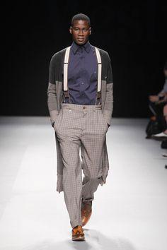Vivienne Westwood Man SS13 - http://www.viviennewestwood.co.uk/multimedia/man-ss13-the-catwalk#