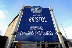 How you want to welcome visitors to Bristol on new signs   Bristol ...