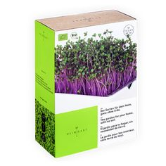 Microgreens Starter Kit In 2020 Keimling Kit Pflanzen