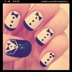 Mr. nail