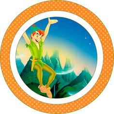LARGE SET-- Montando a minha festa: Peter Pan