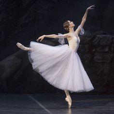 Svetlana Zakharova as 'Giselle'