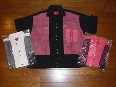 クリームソーダ 美品半袖シャツ 6枚セット ロカビリー 1950_画像2