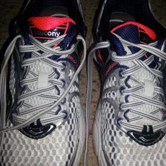 Love the Saucony Triumph 11. I've heard Saucony is discontinuing them. I would be very sad :(